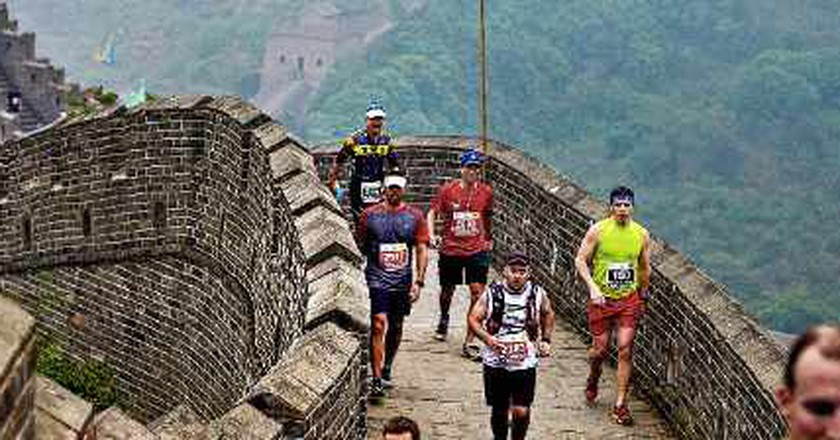 The 12 Most Extreme Marathons From Around The World