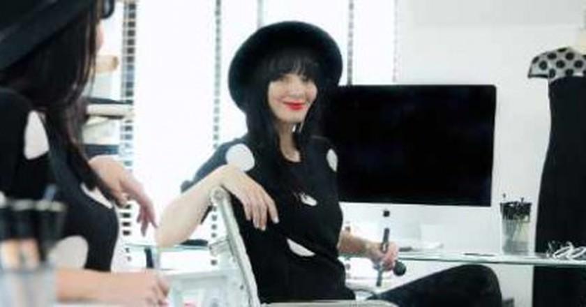 Meet The Artist, Camelia Skikos