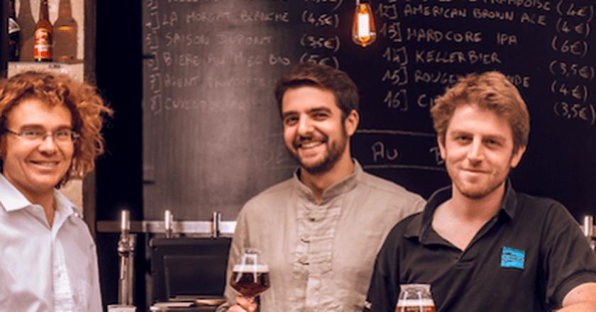 Meet The Man Bringing Craft Beer To Paris, Laurent Cicurel
