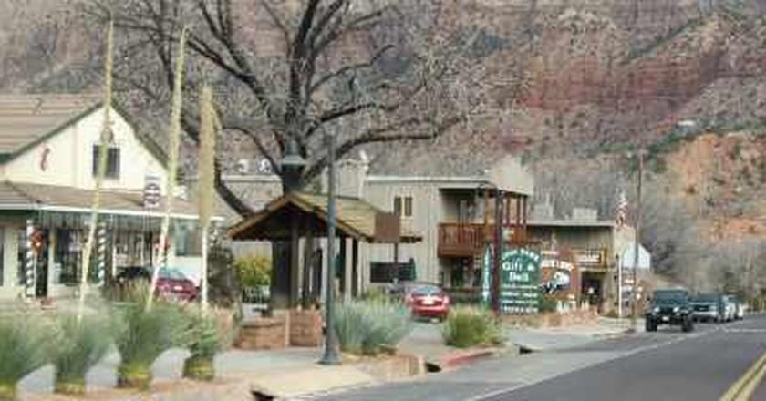 The 10 Best Lunch Spots In Springdale, Utah