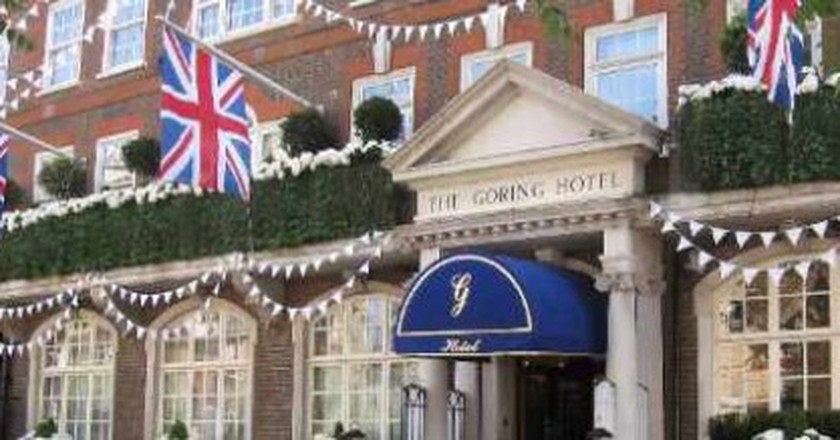 Step Into Luxury At The Goring