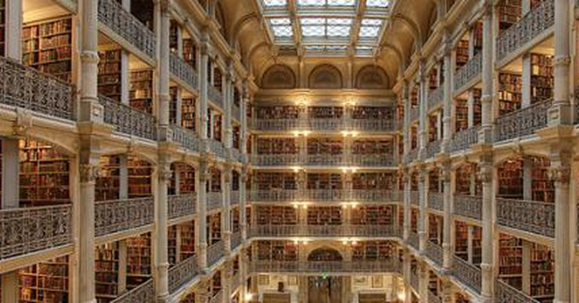 The Usa 39 S 10 Most Beautiful Libraries