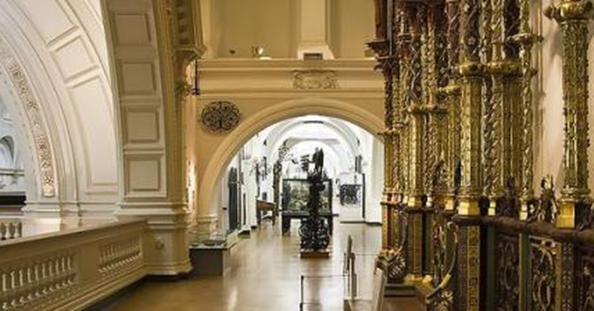 10 Reasons To Visit the Victoria & Albert Museum in London