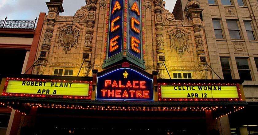 Louisville Palace Theater © frankieleon/Flickr