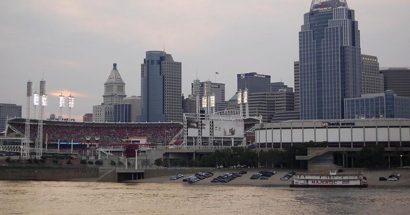 Cincinnati ©savrae