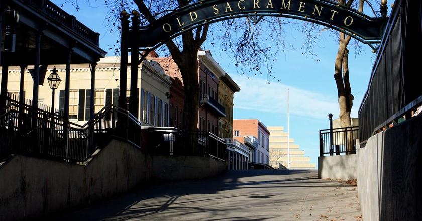 Old Sacramento |  ©TravelingOtter/Flickr
