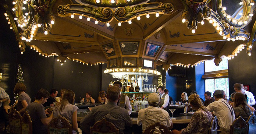 Carousel Bar, Hotel Monleon | © Dan Silvers/flickr