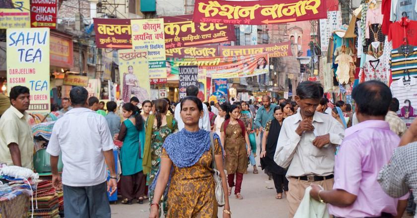 Varanasi street   © José Morcillo Valenciano/Flickr