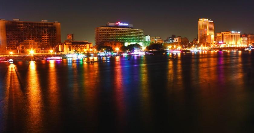 A Bit Of Cairo At Night © Ahmad Hammoud/Flickr
