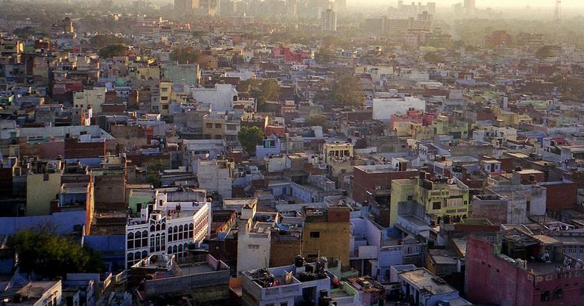 view of South Delhi | © Ryan/Flickr
