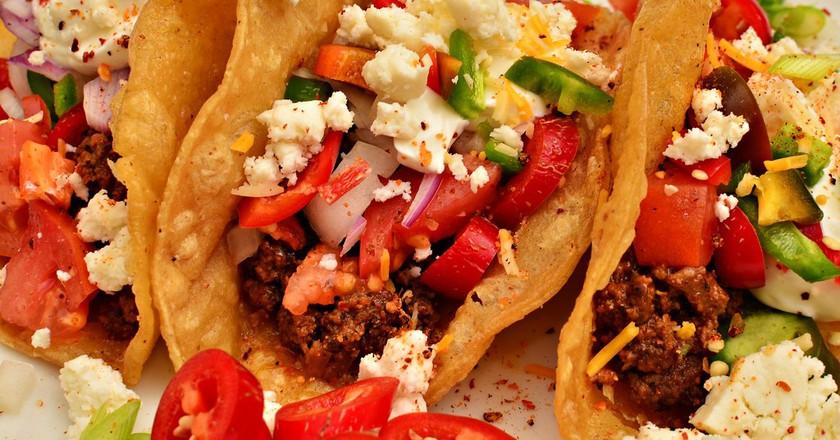 Chorizo Tacos | © jeffreyw/Flickr