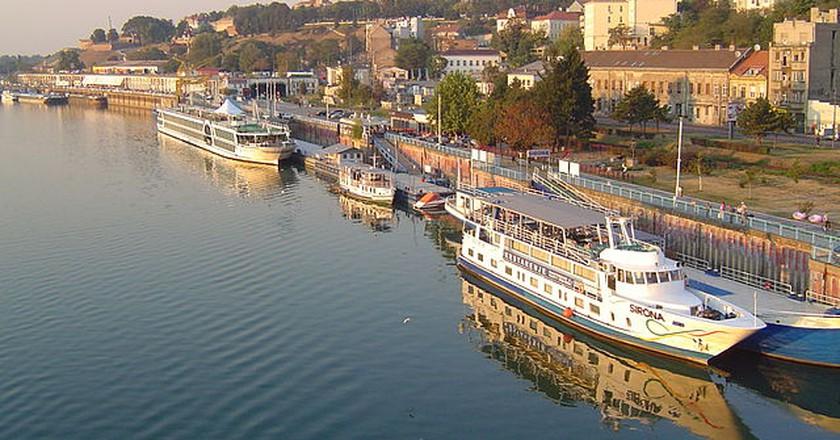 Sava Port Belgrade | Matija/WikiCommons