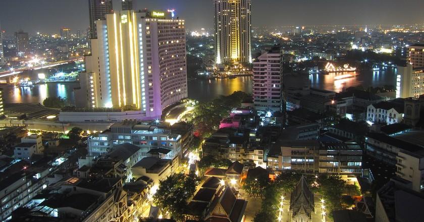 Bangkok Silom ©Luxbao