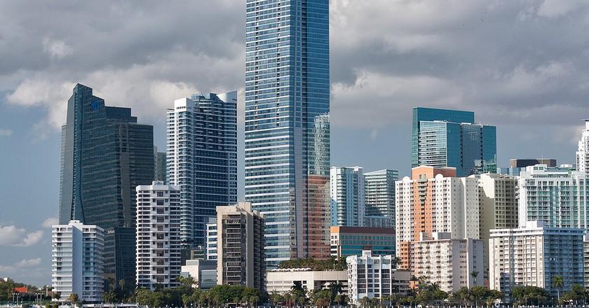 Miami Skyline © John Spade/flickr