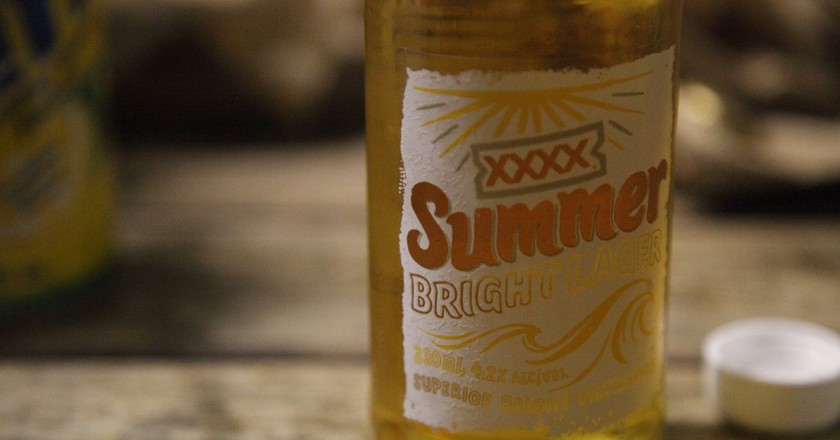 XXXX Summer Bright beer © Kate Ausburn/Flickr