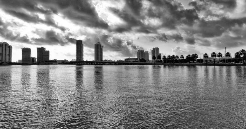 Miami Beach from Star Island © John Spade/flickr