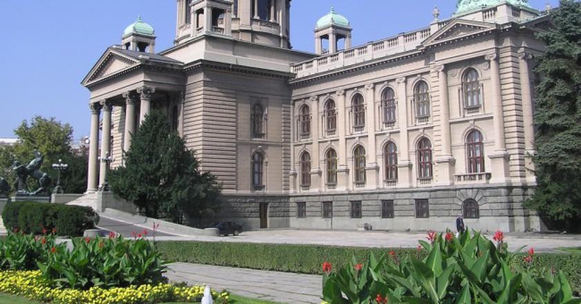 Belgrade, Serbian National Assembly   © Filip Maljkovic/Flikr