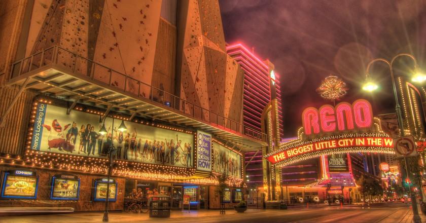 Downtown Reno ©Darron Birgenheier