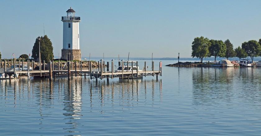 Fond du Lac lighthouse | ©Jim Bauer/Flickr