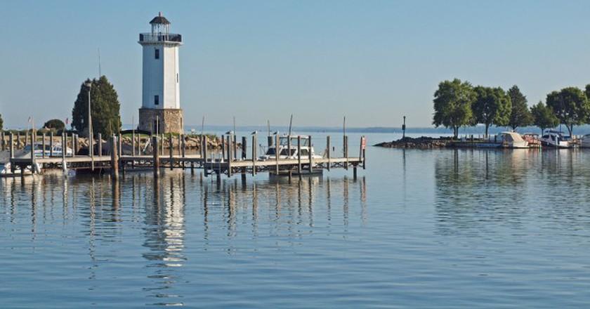 Fond du Lac lighthouse   ©Jim Bauer/Flickr