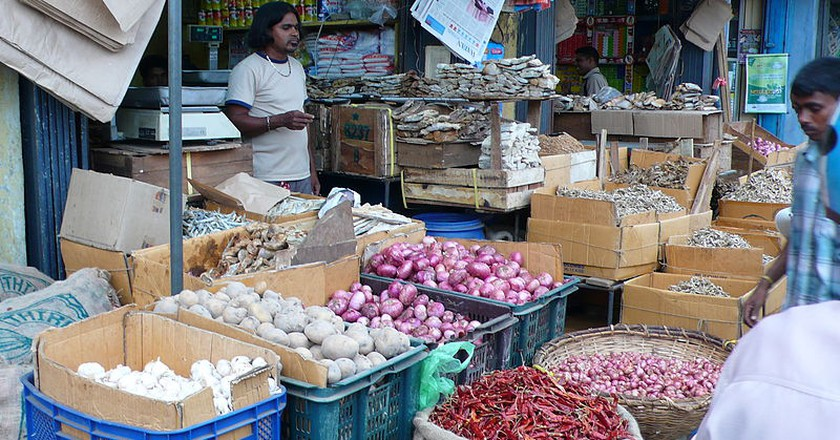 Sri Lankan market | © Christopher/WikiCommons