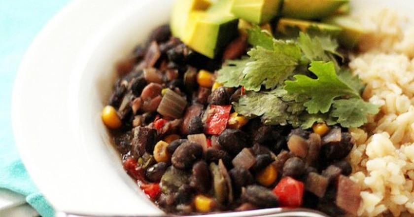 Cuban Black Bean Stew   © Stacy Spensley/Flickr
