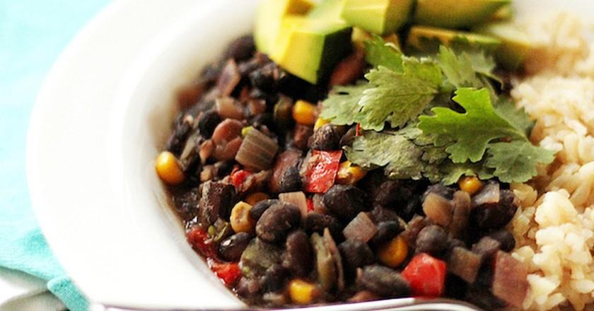 Cuban Black Bean Stew | © Stacy Spensley/Flickr