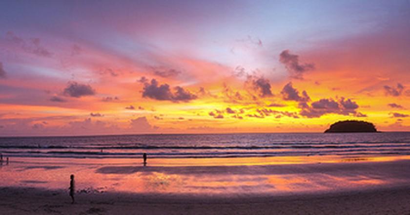 A panorama of Kata beach Phuket | © Far8 Mulisha/Flickr