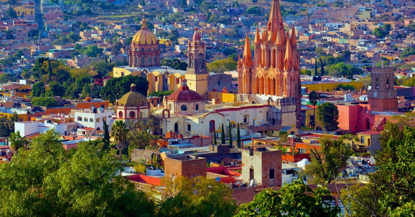The Top 10 Things To Do In San Miguel De Allende, Mexico