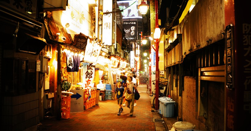 Shinjuku Golden Gai   © Shiranai/Flickr