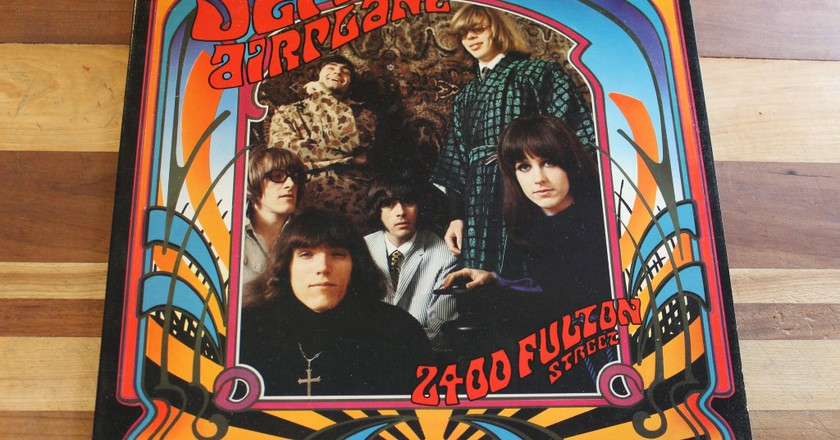 A Tour Of San Francisco In Album Covers