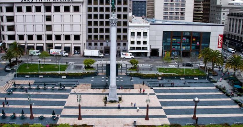 Union Square | © Tony Fischer/Flickr