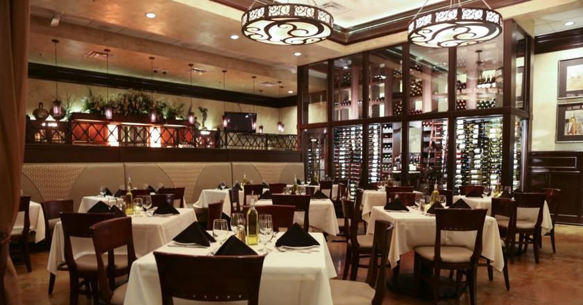 Agio's dining room   Courtesy Agio Italian Bistro