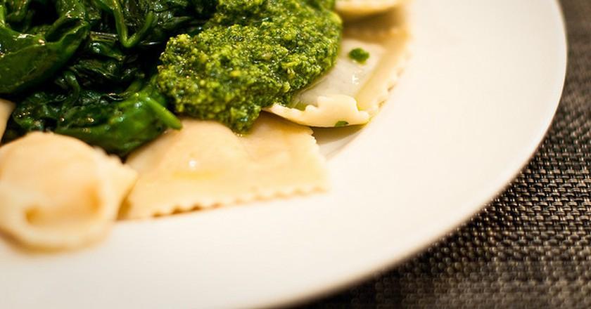 Pesto Ravioli | © Stijn Nieuwendijk/Flickr