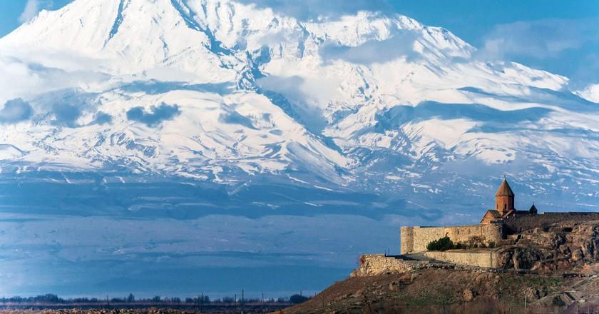 Ararat Mount | Courtesy Araratour.com