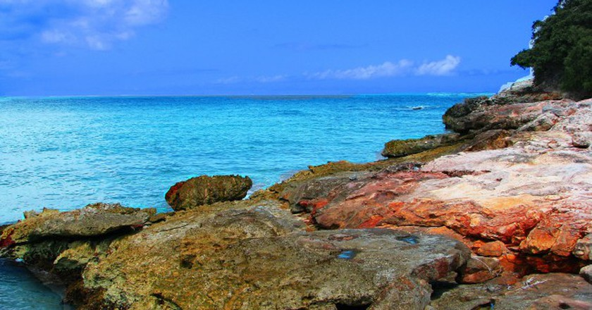 Red Bay|©Rennett Stowe/WikiCommons