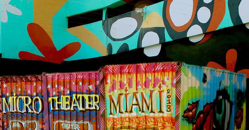CCE Miami Microtheatre | ©Knight Foundation/Flickr