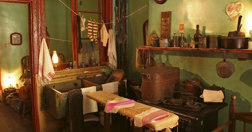 Photos Courtesy of The Lower East Side Tenement Museum