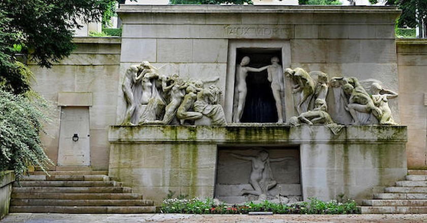 Memorial to the dead | © JLPC/WikiCommons