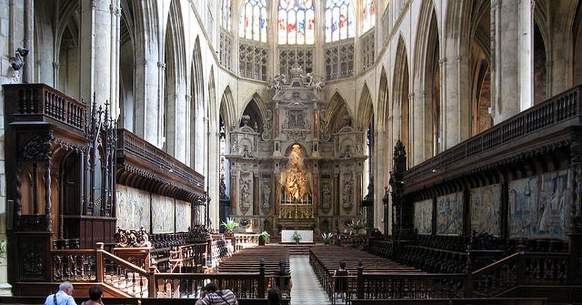Cathédrale Saint-Etienne   ©Pierre Metivier/Flickr