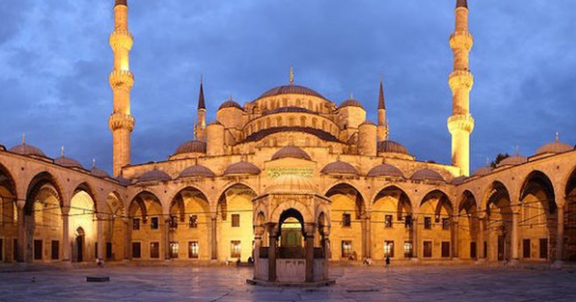 Blue Mosque | © Benh LIEU SONG/WikiCommons