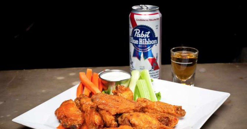 Chicken Wings | Courtesy of Diesel Filling Station