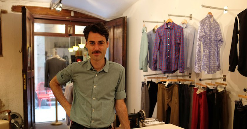 Meet The Barcelona-Based Men's Tailor, Oscar H. Grand