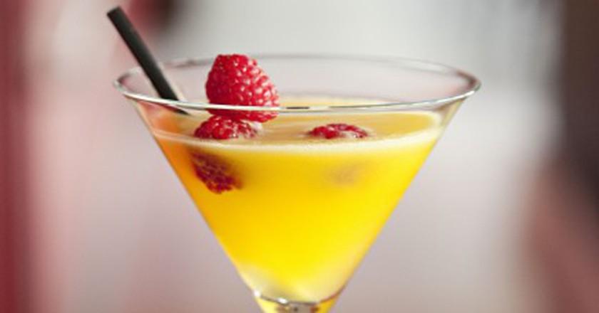 Golden Dragon, Russian Standard Vodka Original   Courtesy of Min Jiang