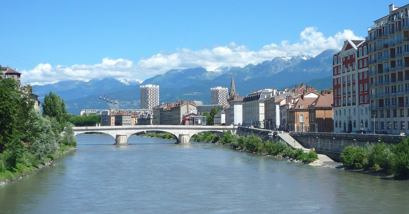 Grenoble july 2009 | © Milky / Wikipedia