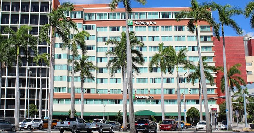 Holiday Inn Port of Miami Downtown | ©Phillip Pessar/Flickr