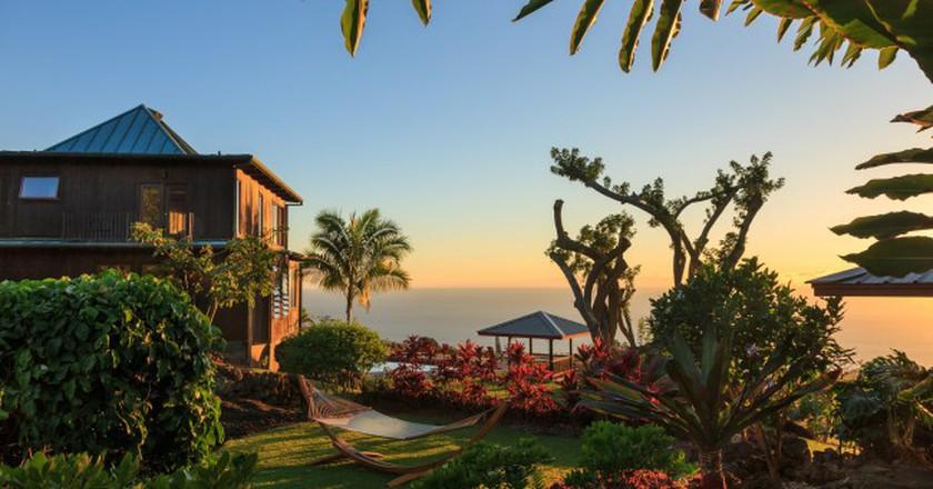 Holualoa Exterior   ©Courtesy of Holualoa Inn