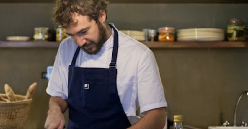 Meet The Head Chef Of La Esquina, Alan Stewart