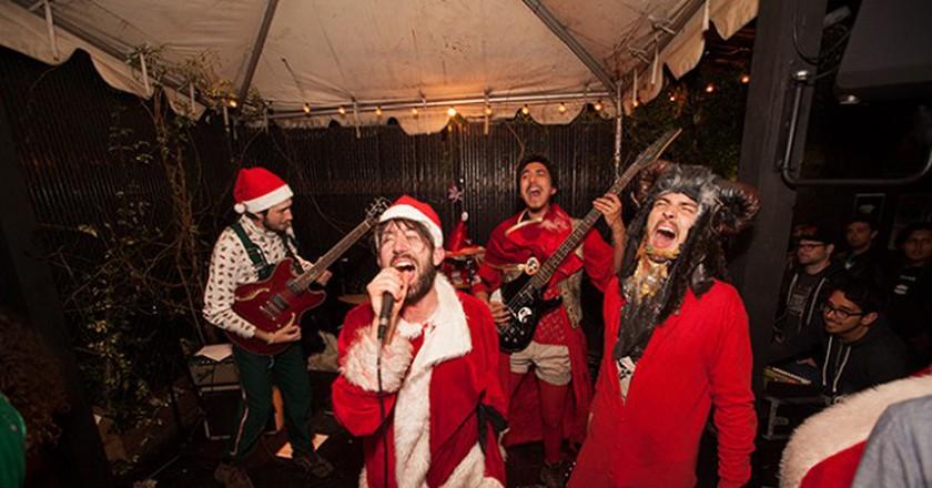 Santa Youth in 2014   © Amy Darling