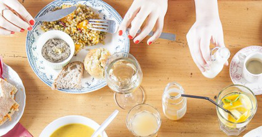 Bon appetit! | Courtesy of L'Estaminet